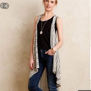 SUNDAY IN BROOKLYN Anthropologie Gillie Vest